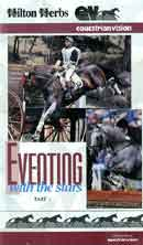 Narrated by Nick BoltonEventing with the stars  vhs