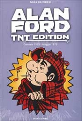 Max Bunker, Magnus: Alan Ford-  TNT edition 12