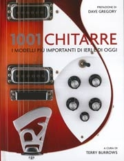a cura di Terry Burrows: 1001 chitarre